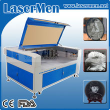 high precision 80w laser engraving machine tombstone LM-1610