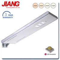 China Supplier Solar Panels Price List 3 Years Warranty 50W 6000K LED Street Light
