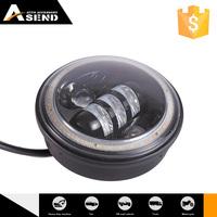 Best Selling Customize Wholesale Square Led Motorcycle Headlight Custom Headlamp