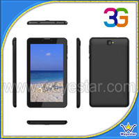 Alibaba Golden Supplier OEM Cheap Price Dual Sim 3G Phone Call Function Italian Tablet