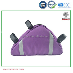 BSCI/REACH bike triangle bag B2008