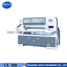 QZYX-1300D Paper Cutting Machine with 5 Inch Blue LCD Screen