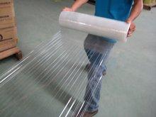 2012 hot sale Flexible polyethylene stretch film