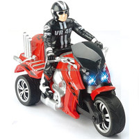 1/10 scale 4 channel battery power Motorcycle