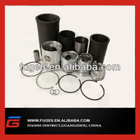 cylinder liner set D7D for Volvo diesel engine