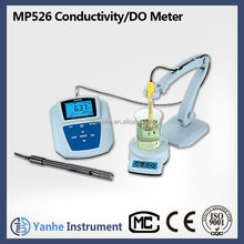 MP526 Bench Top Conductivity/Dissolved Oxygen Meter electrical conductivity measurement
