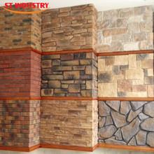 Light Weight Artificial exterior wall cladding designs