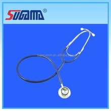 low price diagnosis test bright colorful stethoscope types for hospital use