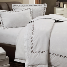 single/double/queen/king Size and Home,Hotel,hospital/motel Use white duvet cover (SQNC201505114)