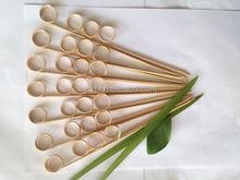 9cm natural bamboo skewer FDA test report