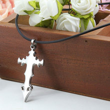 Silver Cross Pendant Jewelry For Friends