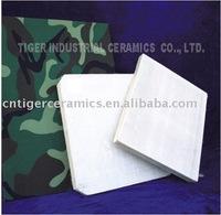 Ceramic Composite Ballistic Plate