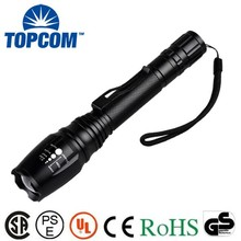 Best selling products alibaba China wholesale OEM ODM Available XML T6 LED Police Tactical Flashlight