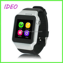 Custom Design for Christmas and New Year Business Promotional item/colorful Silicone strap smart watches