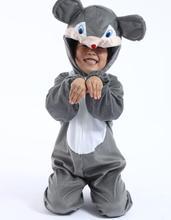 disfraces de animales ratón de los niños