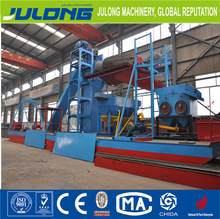 100m3/hr bucket chain gold dredger/river gold mining machine/dredgers for sale