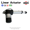 Waterproof dc electric linear actuator 24v 400mm push pull linear solenoid actuator