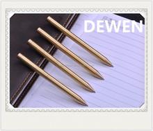 simple style grest price novelty golden ballpoint pen, metal novelty pen