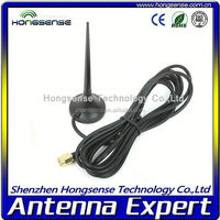 [2015 newest]gsm roof mount antenna3g/gsm magnetic antenna with SMA/CRC9/TS-9 connector