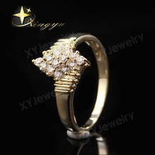 Golden Ring Beatiful Finger Ring 18k