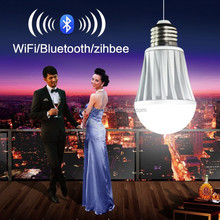 12v dc led light bulb with bluetooth internet smartphone control directly