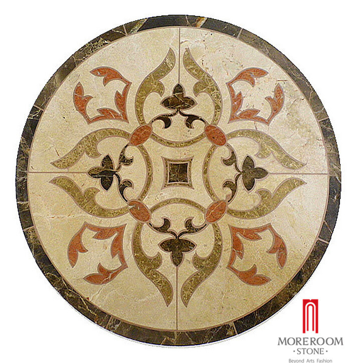 Moreroom-stone-round-waterjet-marble-medallion-mix-MQR003A.jpg