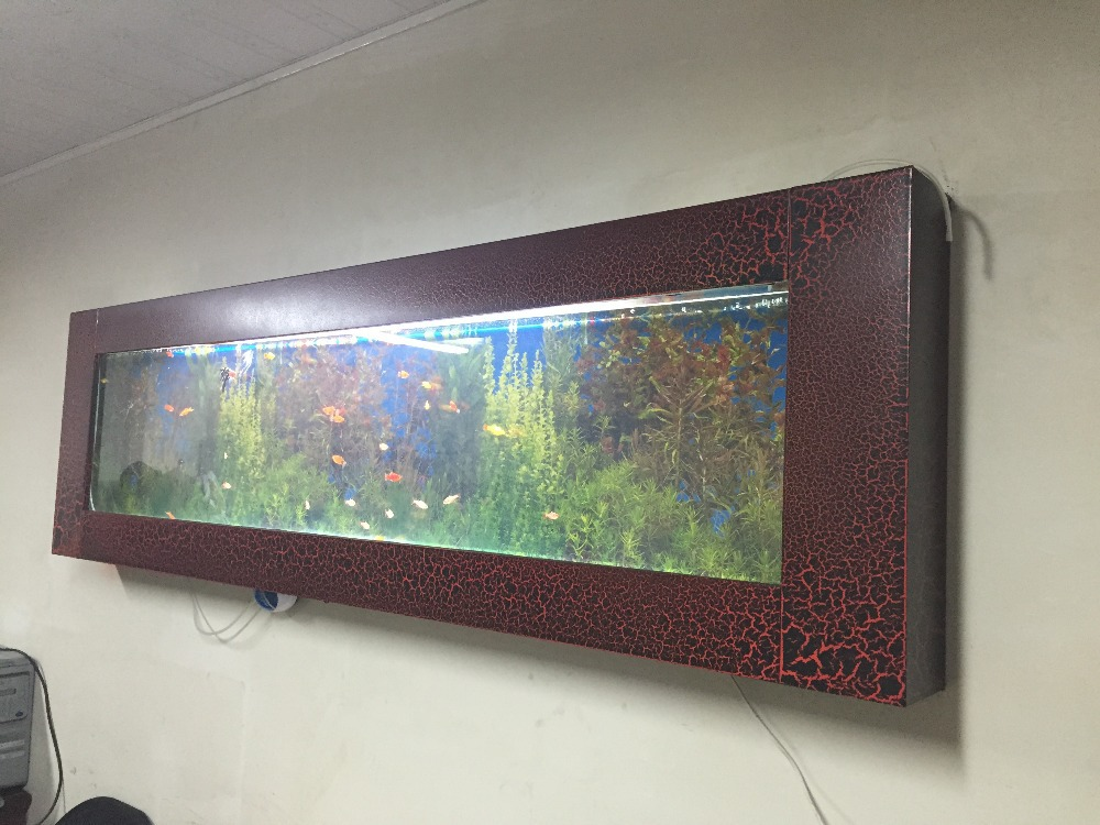 wall hanging aquarium fish tank buy wall hanging