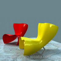 marc newson chair and high heel shoe chair for living room chaise lounge