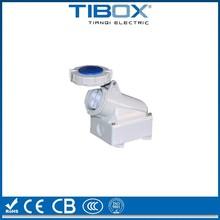 Industrial waterproof 2015 newly developed electrical socket