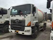 used japan made mixer truck