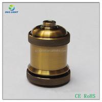 2015 New China Supplyer Lighting Fittings e26 e27 Electric Lamp Holder for Pendant Lamp