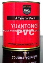 zhejiang PVC solvent cement pvc pipe glue pvc glue adhesive