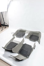 Excellent quality most popular 2015 fashion hot 5d car floor mat