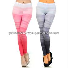 Polainas/polainas de sublimación/leggings de moda