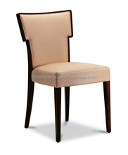 casual dining chair wooden base HDC1251