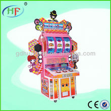 SPIN WIN Indoor play coin operated redemption machine, commercial game machine
