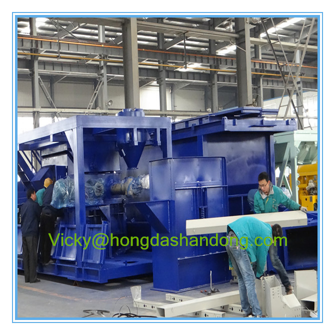 Production 240t/h Asphalt Batching Equipment