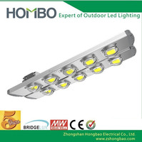Highway led lighting project high power 240W 300w 110Lm/w chips LED street lights / led solar road lamp