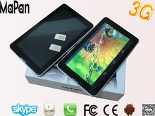 touch screen dual sim card dual standby tablet phone 7 inch direct buy from china