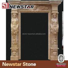 Beautiful Stone window frame