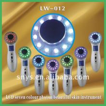 7color therapy led light machine skin care treatment LED (LW-012)