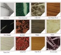Stone Finsih Aluminum Composite Panel For Decorative