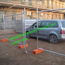 Light duty Temporary Fence (Australian standard) with plastic feet