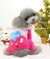 Venta al por mayor de ropa para perros/ropa para mascotas/ropa para perros pequeños moq/ropa para mascotas de patrón