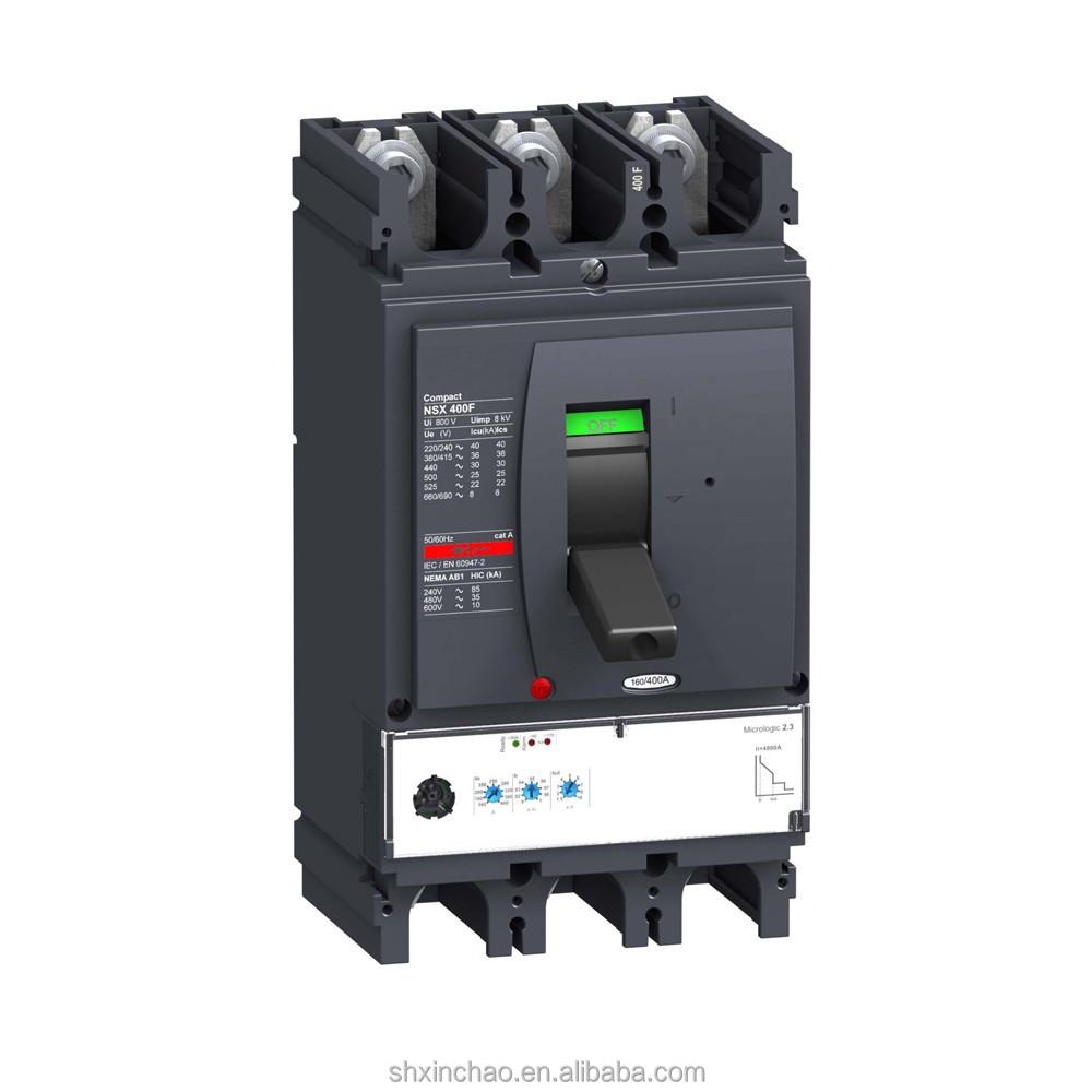 compact nsx circuit breakers user manual