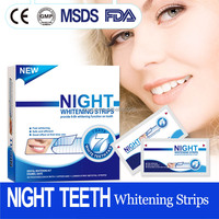 New technology night teeth whitening strips , dental whitening strips, whiten teeth gently, better than crest whitestrips