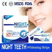 New technology night teeth whitening strips , dental whitening strips, whiten teeth gently, better than crest whitestrips