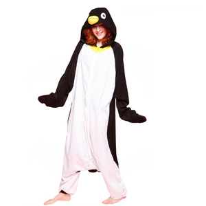 Venta caliente fiesta de halloween realista oso pingüino disfraz Animal adulto dama sexy cosplay disfraces