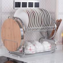 Kitchen Storage As Wall Shelves Metal Double Deck
