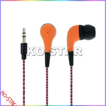 Top brand earphone latest mobile phone accessories 2015